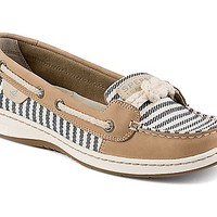 Cherubfish Mariner Stripe Slip-On Boat Shoe