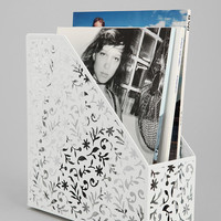 Urban Outfitters - Floral Cutout File Organizer