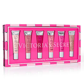Shiny Kiss Flavored Gloss Gift Set - Beauty Rush - Victoria's Secret