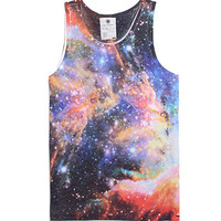 On The Byas Alvin Cosmic Sublimated Tank Top at PacSun.com