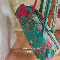 Dashiki Gym Bag - Different Colours Free Shipping Worldwide