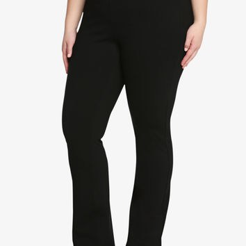 Noir Collection All-Nighter Pant - Slim Fix Slim Boot Trouser (Tall)