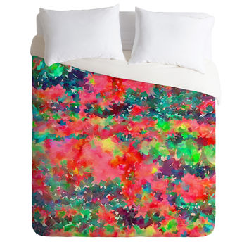 Jacqueline Maldonado Wild At Heart 1 Duvet Cover