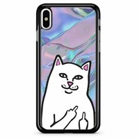 Ripndip Hologram iPhone X Case