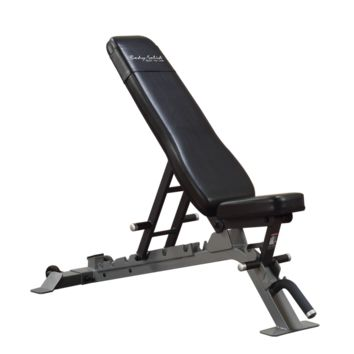 Bench - Pro Clubline Flat/Incline/Decline