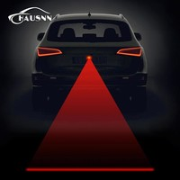 Anti Collision Rear-end Car  Laser Tail Fog Light
