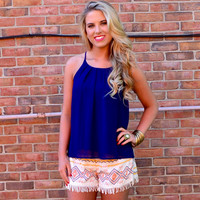Hannah Marie Tank Top (more color options)