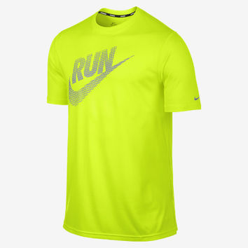 Check it out. I found this Nike Legend Reflective Men's Running T-Shirt at Nike online.