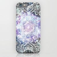 Celestial Mandala iPhone & iPod Case by Jenndalyn