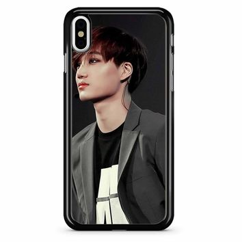 Kai Exo iPhone X Case
