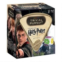 TRIVIAL PURSUIT®: World of Harry Potter™ Edition |