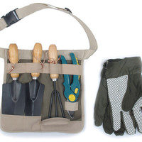 The Terrace Belt - 600D Polyester Gardening Tools Bag