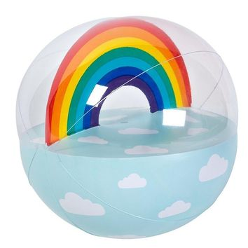 Inflatable  Ball - Rainbow