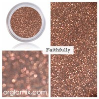 Faithfully Glitter Pigment