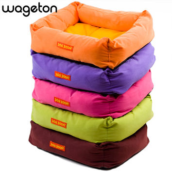 Hot Sales DOG BOOM Fruit Color Pet Cat and Dog Bed Promotion 5 Colors Kennel SIZE M L