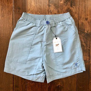 Southern Point Co - Light Blue Riptide Fishing Shorts