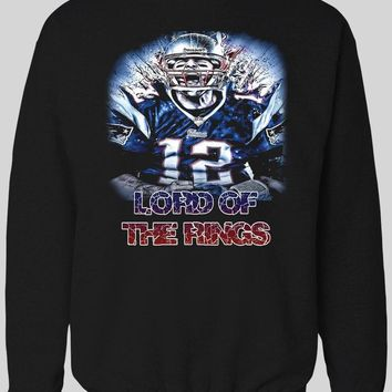 "TOM BRADY ""LORD OF THE RINGS"" HOODIE /SWEATER"