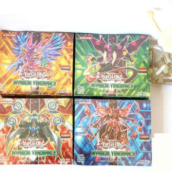 216pcs/1set Yugioh Game Paper Cards Yu Gi Oh Carte Pets Digital Kids Action Figure Toy Free Shipping
