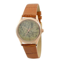 Ladies Map Watch (Middle Earth)