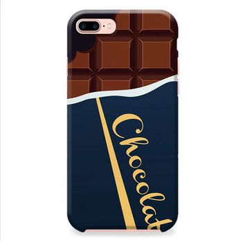 Chocolate iPhone 8 | iPhone 8 Plus Case