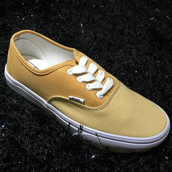 VANS OG AUTHENTIC LX Classic men & women casual shoes