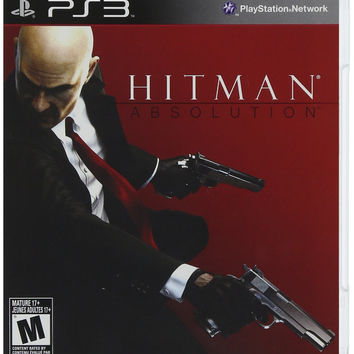 Hitman Absolution - Playstation 3 (Very Good)