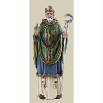 4 St. Patrick Figures - Gift Box Included