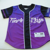 Future Purple Reign DS2 Baseball Jersey