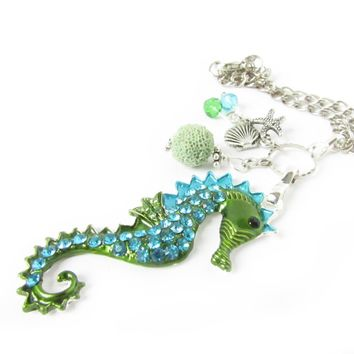 Seahorse Car Dangle for Rearview Mirror