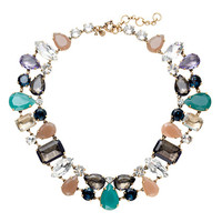 CRYSTAL MÉLANGE NECKLACE