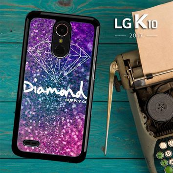Glitter Diamond Supply Co Z0290 LG K10 2017 / LG K20 Plus / LG Harmony Case