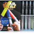 STAR WARS ICE SABERS & COOKBOOK