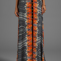 MINKPINK Reflections Maxi Skirt in Multi from REVOLVEclothing.com