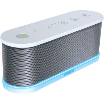 Isound Waves Bluetooth Speaker (white)