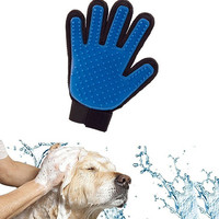 Cleaning Brush Dog Massage Hair Removal Grooming Magic Deshedding Glove