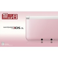 Nintendo 3DS XL - White/Pink (Nintendo 3DS XL)
