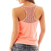Arizona Lace Racerback Tank Top