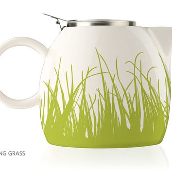 Pugg Teapot & Infuser by Tea Forte