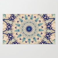 Oceanic  Rug by Abstracts By Josrick