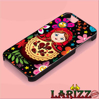 """Flower Lady Russian Doll for iphone 4/4s/5/5s/5c/6/6+, Samsung S3/S4/S5/S6, iPad 2/3/4/Air/Mini, iPod 4/5, Samsung Note 3/4 Case """"007"""""""