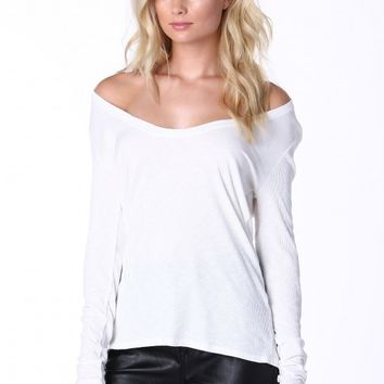 Show Off Long Sleeve Top