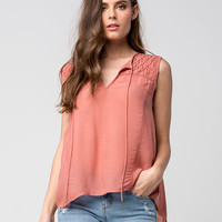 O'NEILL Sira Womens Top | Blouses