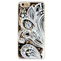 Quicksand Lace Bandanna iPhone 6 6s Case Cover Gift