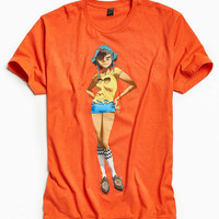 Gorillaz Noodle Tee | Urban Outfitters Canada