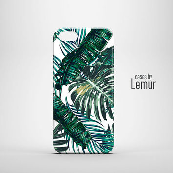 PALM LEAF Iphone 6S case Iphone 6 Case Iphone 5 case Iphone 5s Case Iphone 6 Plus case Iphone 6s Plus case Iphone 5C case Iphone 4 case SE