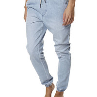BILLABONG EAST SIDE BLUES JEAN PANT - PALE BLUE