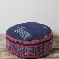 HYM Salvage X UO Large Round Pouf - Urban Outfitters