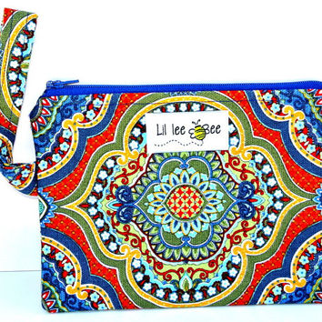 When's Coachella? wristlet, holds most size phones, small purse, small handbag