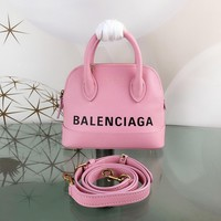DCCK Balenciaga Fashion Women Men Gb49619 Graffiti Shell Bag