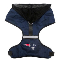 Hooded NFL Harness — New England Patriots